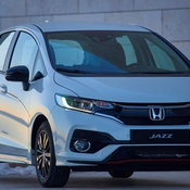 Honda Jazz EU spec