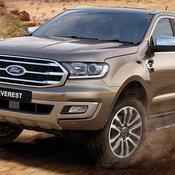 Ford Everest 2018