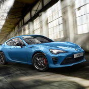 Toyota GT86 Club Series Blue Edition 2018