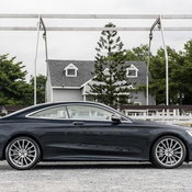 Mercedes-Benz S 560 Coupe/Cabriolet 2018