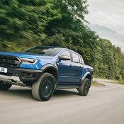 Ford Ranger Raptor 2018 EU Spec