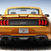 Ford Mustang 2018 US Spec