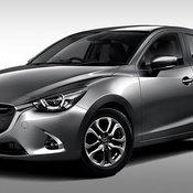 Mazda2 Mist Maroon 2018
