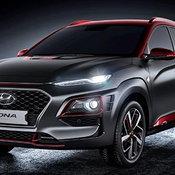 Hyundai Kona Iron Man Edition 2018