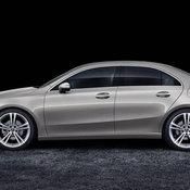 Mercedes-Benz A-Class Saloon 2018