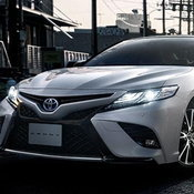 Toyota Camry Sports 2018