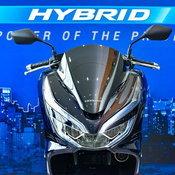 Honda PCX Hybrid 2018