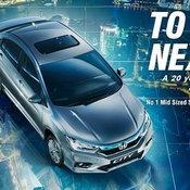 Honda City Edge Edition 2018