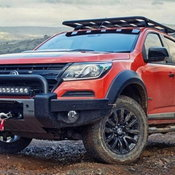 Holden Colorado Z71 Xtreme 2018