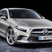 Mercedes-Benz A-Class Saloon 2019