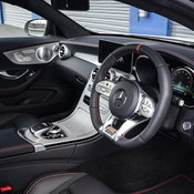 Mercedes-AMG C43 4MATIC Coupé 2019