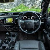 Toyota Hilux Invincible X 2019