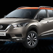 Nissan Kicks 2019 India-spec