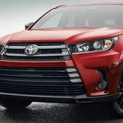 Toyota Highlander Nightshade