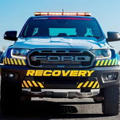 Ford Ranger Raptor 2018 Recovery