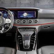 Mercedes-AMG GT 43 4MATIC+ 4-door Coupé 2018