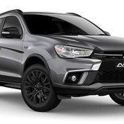 Mitsubishi ASX Black Edition 2018