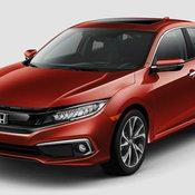 Honda Civic 2019 US Spec