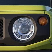 Suzuki Jimny 2019 EU Spec
