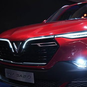 VinFast LUX A2.0/SA2.0 2019