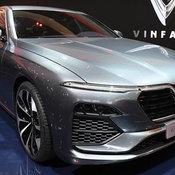 VinFast LUX 2019