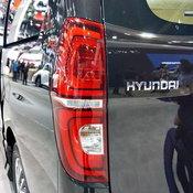 บูธรถ HYUNDAI ในงาน Motor Expo 2018