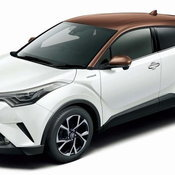 Toyota C-HR Mode-Bruno/Nero 2019