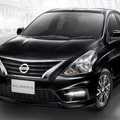 Nissan Almera 2019