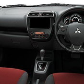 Mitsubishi Mirage Black Edition 2019