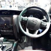 Toyota Fortuner TRD Sportivo 2019