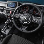 Suzuki Jimny EU Spec