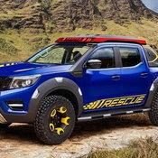 Nissan Frontier Sentinel Concept 2019
