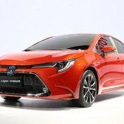 Toyota Levin 2019