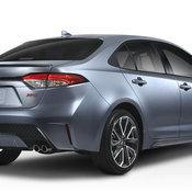 Toyota Corolla 2019 US Spec