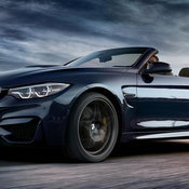 BMW M4 Convertible Edition 30 Year 2019