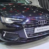 บูธรถ AUDI ในงาน Motor Expo 2018