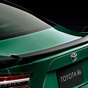 Toyota 86 British Green Limited 2019