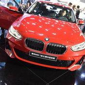 BMW 1-Series Sedan 2019