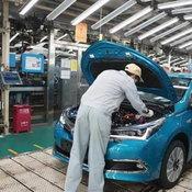 Toyota Corolla Plug-in Hybrid 2019