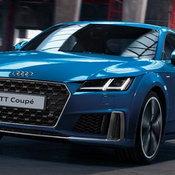 Audi TT Coupé 45 TFSI 2019
