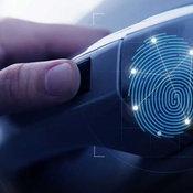 Hyundai เผยเทคโนโลยีอ่านลายนิ้วมือ
