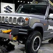 Suzuki Jimny Survive 2019