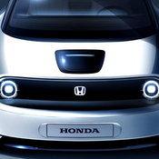 Honda EV Teaser