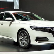 All-new Honda Accord 2019 (G10)