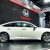 รถใหม่ Honda ในงาน Motor Show 2019