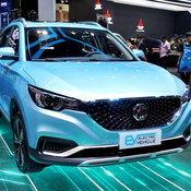 รถใหม่ MG ในงาน Motor Show 2019