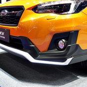 รถใหม่ Subaru ในงาน Motor Show 2019