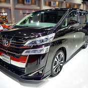 Toyota Vellfire 2019