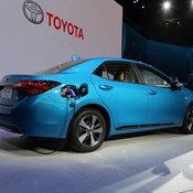 Toyota Corolla PHEV 2019