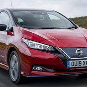Nissan Leaf e+ 2020